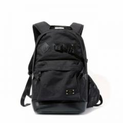 AS2OV / アッソブ EXCLUSIVE BALLISTIC NYLON DAY PACK - デイパック BLACK